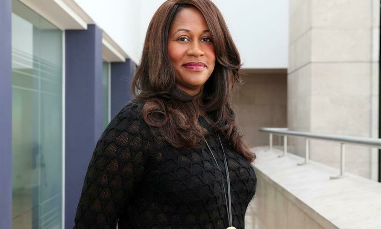 11 10 18 Karen Blackett appointed by the Prime Minister as race equality business chair