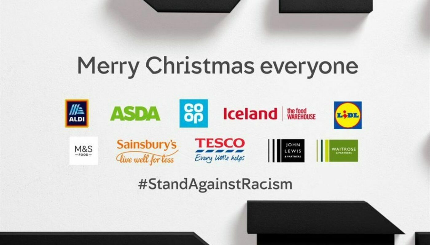 08 12 20 Tesco unites with other UK supermarkets against racism