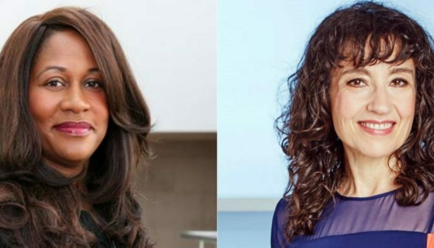 13 9 19 Karen Blackett OBE and Sue Unerman named on the HE Roes top 100 role models