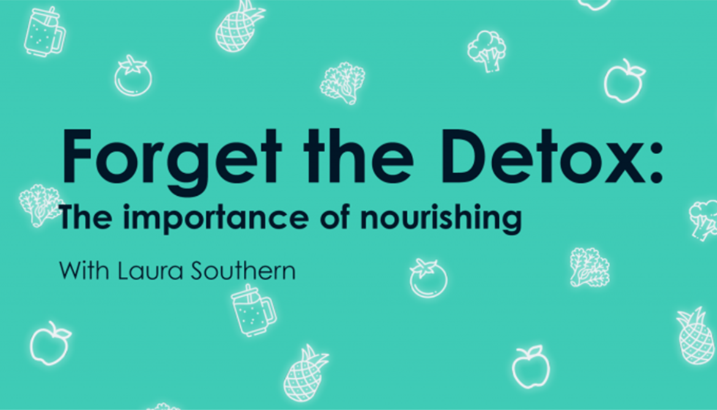 Forget the detox 960x540