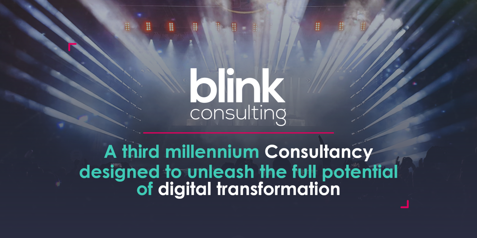 Blink Consulting Banner